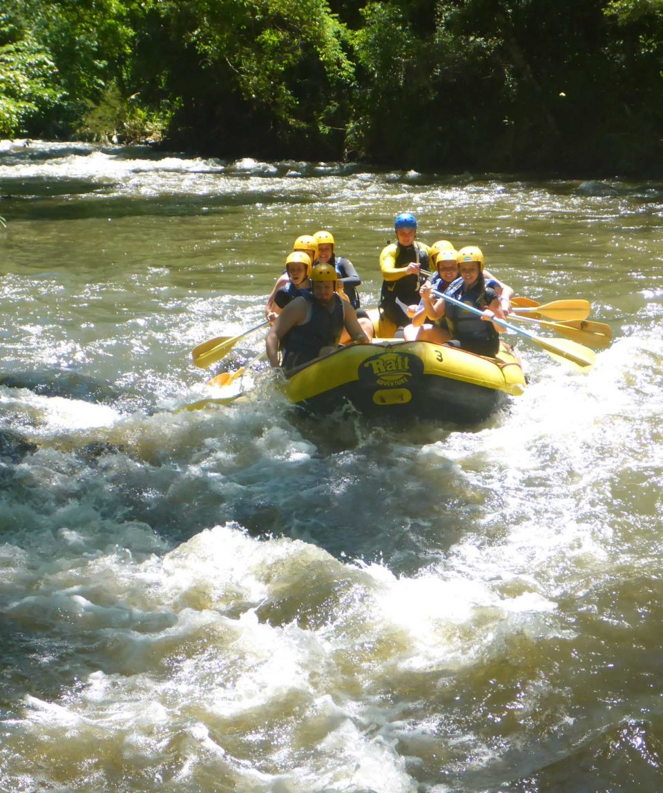 TOP TRIP ADVENTURE | RAFTING | TRES COROAS